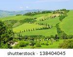 cypress curve | Shutterstock . vector #138404045