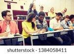 education  high school ... | Shutterstock . vector #1384058411