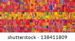 texture  background and... | Shutterstock . vector #138411809