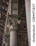 Old Corinthian Column...