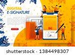 digital signature for document...