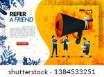 giant megaphone for online...
