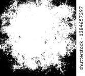 universal design.black and...   Shutterstock . vector #1384657397