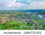 View Over The City Of Huy In...