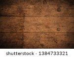 old grunge dark textured wooden ... | Shutterstock . vector #1384733321
