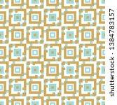 geometric seamless pattern....   Shutterstock .eps vector #1384783157
