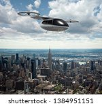 Concept Of A Passenger Drone...