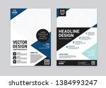 vector design template for... | Shutterstock .eps vector #1384993247