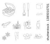 vector design of clean  and wet ...   Shutterstock .eps vector #1385010701