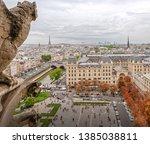 paris  france   september 28 ... | Shutterstock . vector #1385038811