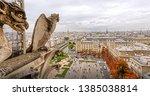 paris  france   september 28 ... | Shutterstock . vector #1385038814