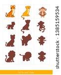 educational children game ...   Shutterstock .eps vector #1385159534