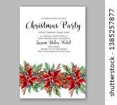 Poinsettia Christmas Party...