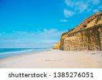Solana Beach California Usa...
