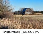 Gorgeous Old Barn Slowly...
