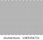 wave simple seamless wavy line  ...   Shutterstock .eps vector #1385356721