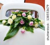 Wedding Old Car