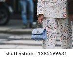 milan  italy   february 23 ...   Shutterstock . vector #1385569631