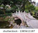 huizhou  china   mar 2019  the... | Shutterstock . vector #1385611187