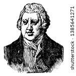 sir richard arkwright  1732...   Shutterstock .eps vector #1385641271