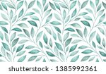 seamless pattern with stylized...   Shutterstock . vector #1385992361