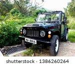 A Rebuilt 1980 Model Jeep...