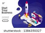 start new business. start up...