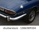essen  germany   april 12  2019 ...   Shutterstock . vector #1386589334