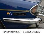 essen  germany   april 12  2019 ...   Shutterstock . vector #1386589337