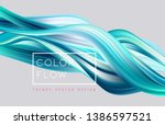 abstract colorful vector... | Shutterstock .eps vector #1386597521