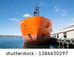 hobart  tasmania  april 2019 ...   Shutterstock . vector #1386650297