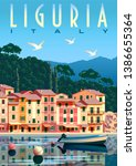 Sunny Summer Day In Liguria...