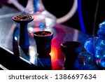 Group Of Eastern Hookahs On...