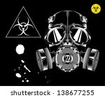Gas Mask. Biohazard