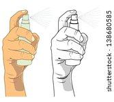 agente,azul,botella,producto químico,tareas,limpiador,limpieza,limpieza,contenedor,detergente,dedos,fluido,vidrio,empuñadura,mano