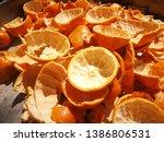 Orange Peel In Dried Herb...