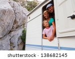 holiday travel   family on...   Shutterstock . vector #138682145