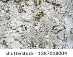 rough plaster walls  vintage or ... | Shutterstock . vector #1387018004