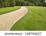 path through the park | Shutterstock . vector #138704627