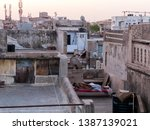 Old Town Area  Ahmedabad ...