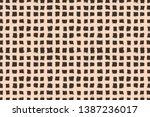 texture of canvas. seamless... | Shutterstock .eps vector #1387236017