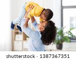 childhood  kids and people... | Shutterstock . vector #1387367351