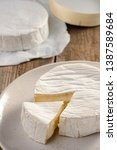 Tasting Of A French Camembert...
