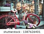 Summer Landscape With A Bike I...