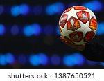 uefa champions league final... | Shutterstock . vector #1387650521