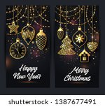 banners illustration of... | Shutterstock . vector #1387677491