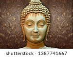 Meditating Lord Buddha On...