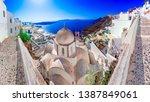 Fira Santorini Greek Islands Landmark - Fine Art prints