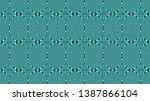 color seamless pattern with... | Shutterstock .eps vector #1387866104