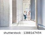 business professionals planning ... | Shutterstock . vector #1388167454